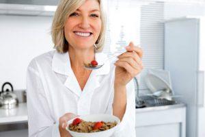 unidad de menopausia - cereales