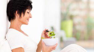 unidad de menopausia - nutrición