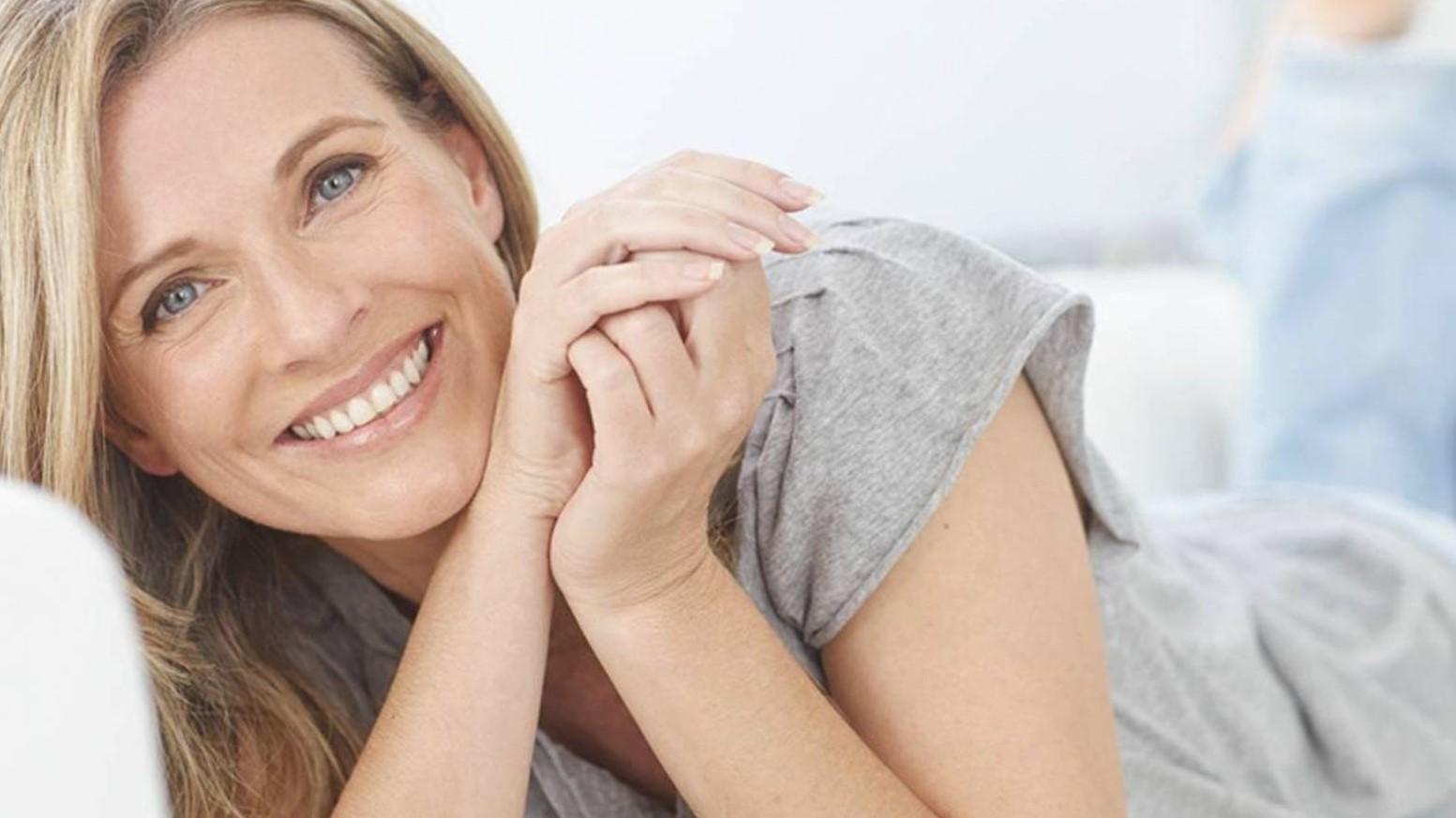 unidad de menopausia - mujer mayor